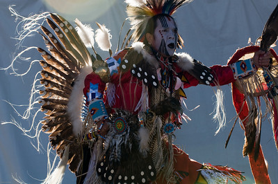 South Dakota Chief (from an earlier trip)