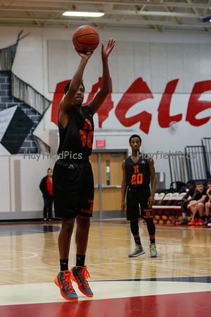 Boys Basketball Frosh Edison 12/13/13