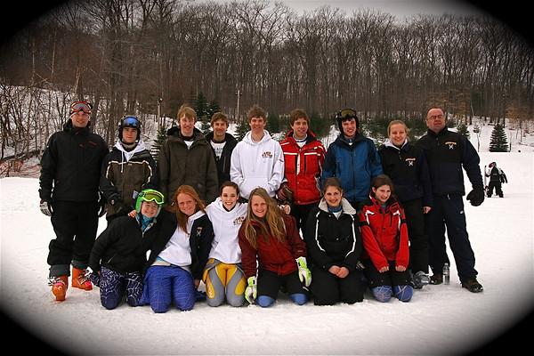 AHS 2008 Races
