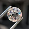 2.63ct Old European Cut Diamond GIA K VS1 17