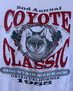 1988 Coyote Classic Mountain Bike Race