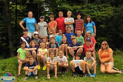 Aug. 13th/14th/15th CAMP GROUP PHOTOS