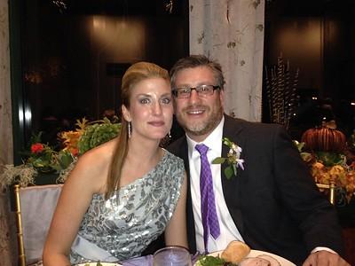 Pamela and Kevin
