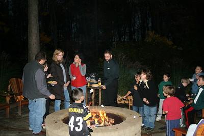 HOPE and JOY Bonfire - October 25, 2009