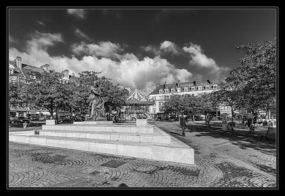 Beauvais (B&W)