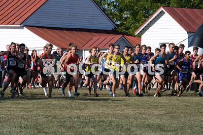 Cross Country: Judges Classic by Derrick Jerry on September 7, 2019