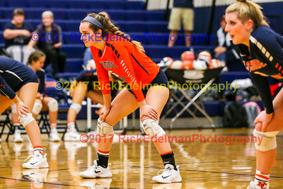 Bainbridge vs Eastside Catholic Volleyball