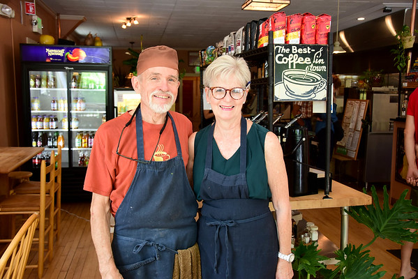 Brewhaha reopens in West End Market - 062518