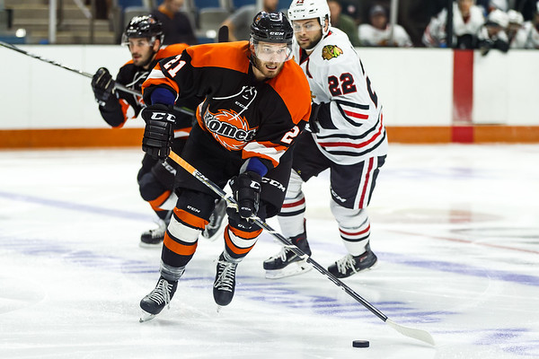 10/6/18 Komets vs. Fuel Preseason