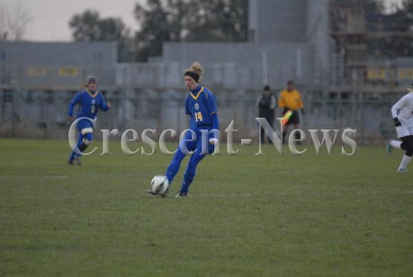 10-26-13 Sports Kalida vs Continental Girls Soccer