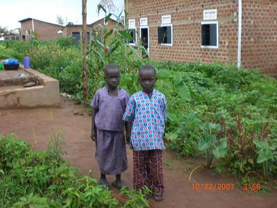 2007 October Uganda
