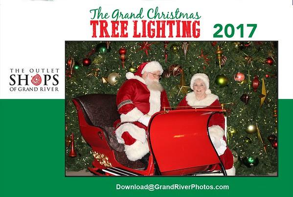 OSGR Christmas Tree Lighting 2017