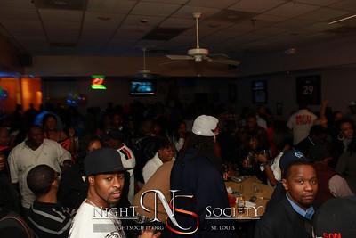 Sexy Leggins Party at STL Happy Hour 03-26-11