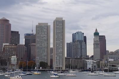 Boston Trip - Oct 2015 - Whale Watching