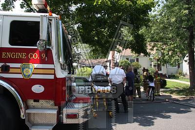 Hartford, Ct garage fire