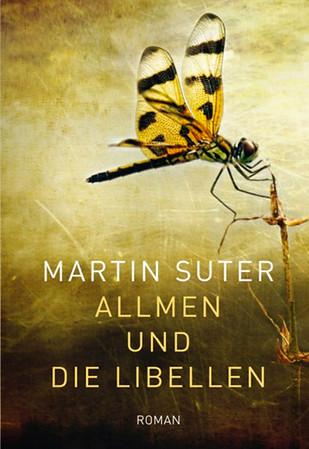 First Book Cover_Allmen Und Die Libellen