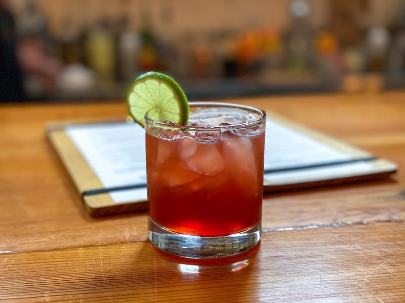 Ann Arbor Distilling Company cocktail