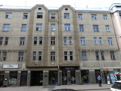 Latvia: Riga (2014)