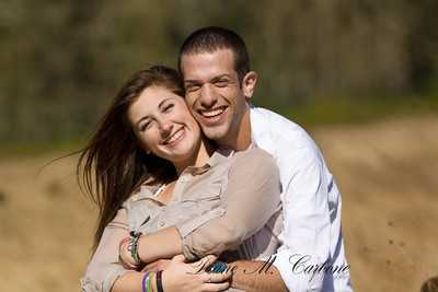 Spencer and Taryn...love found them