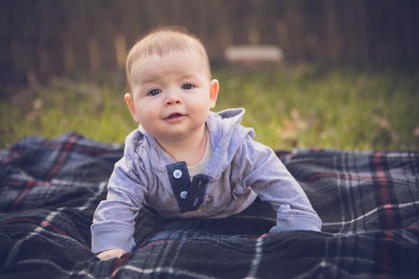 Simon Spagnoli - 5 Months Old