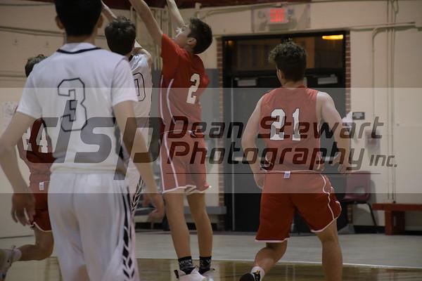 Satellite High School JV Boys Basketball 11-25-19