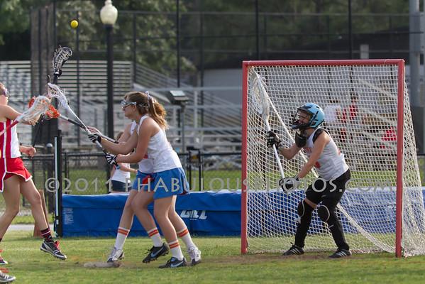 Boone Girls JV Lacrosse 2011 - #18