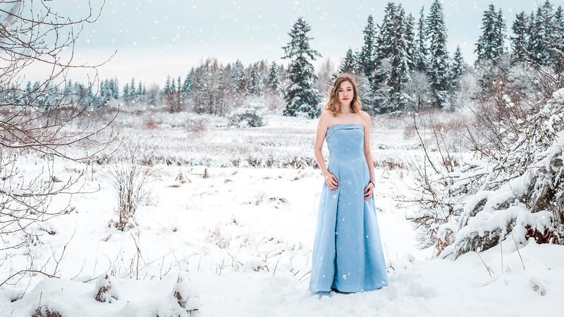 Josie Snow Day