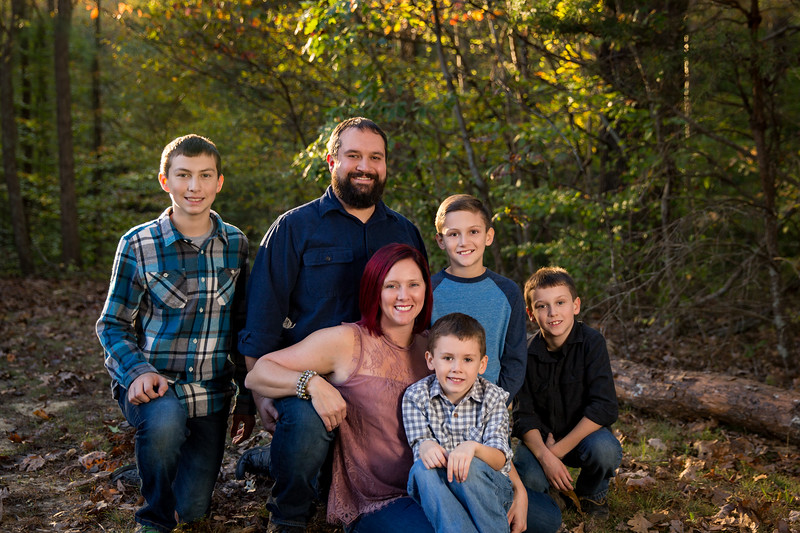 Foreman Family 2017