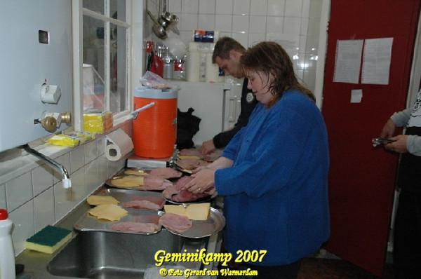 Geminikamp 2007 Dag 2