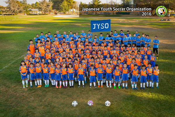 2016 JYSO Team Pictures