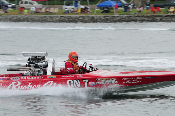 Marine Stadium Boat Races Aug 2012