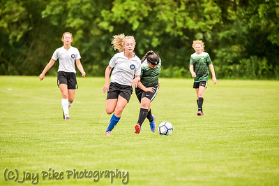 June 3, 2017 - PSC U13 Girls White - vs SWM