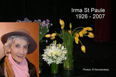 Irma St. Paule