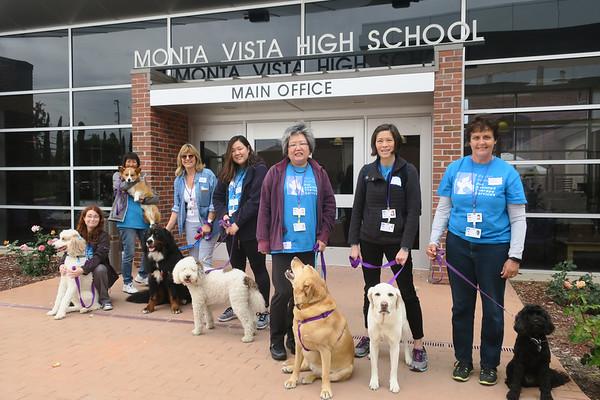 Monta Vista High School May 2018