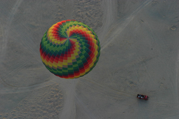 Balloon Ride Over the Valley of the Kings