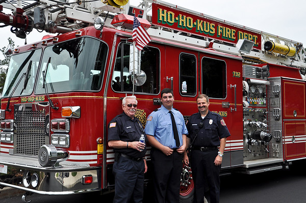 6-12-10 Glen Rock, NJ: Glen Rock Fire Department 100th Year Anniversary Parade