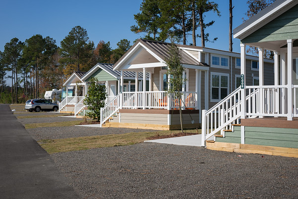 Carolina Pines Tiny Homes