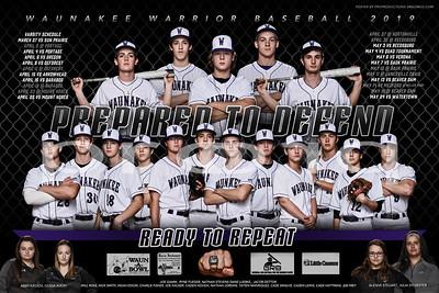 Waunakee Baseball
