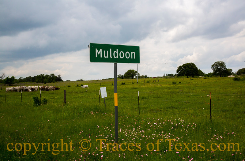 Muldoon City Limits