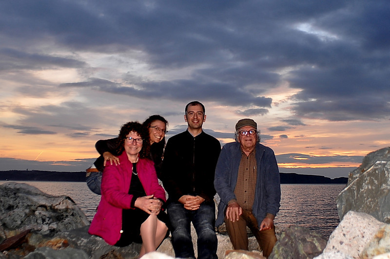 Rare family photo.