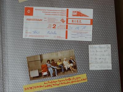 1978 - 4 Mt. England + Schottland
