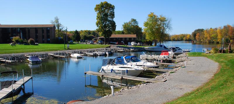 Oswego & Seneca River