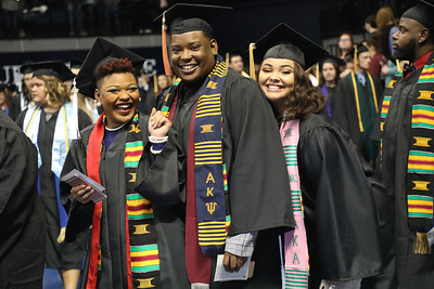 2018 December Commencement