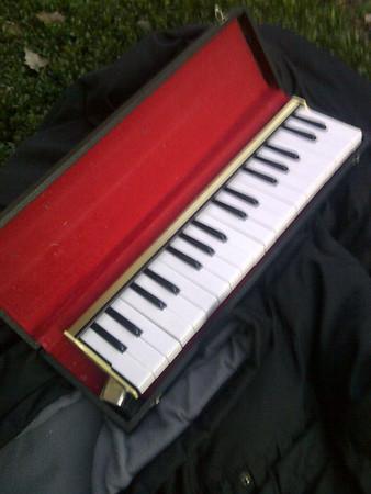34 Key Clavietta