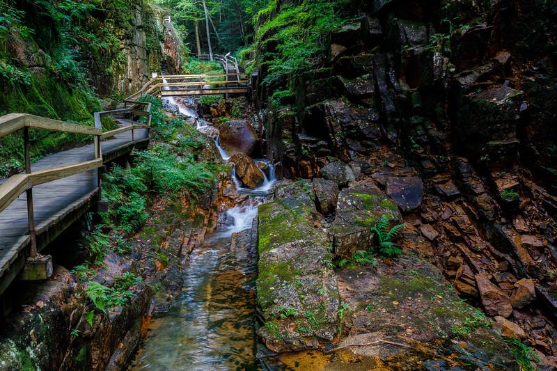 Flume Gorge, Franconia Notch State Park