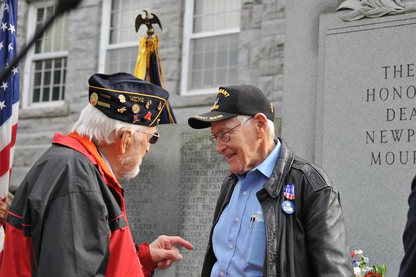 Veteran's Day 2014 - Newport RI Celebration