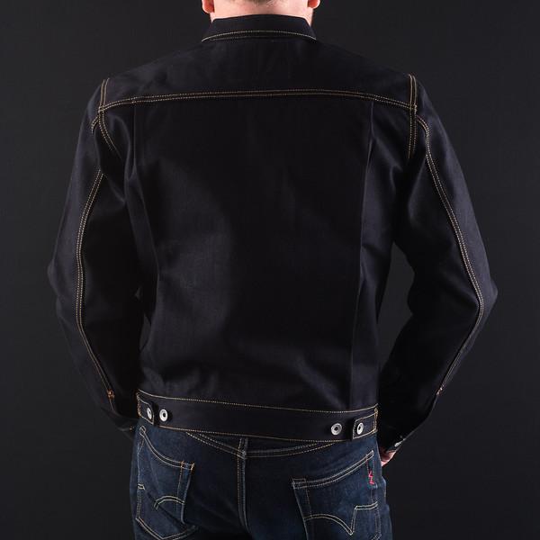 Indigo-Indigo 18oz Raw Selvedge Denim Type ll Jacket-27008.jpg