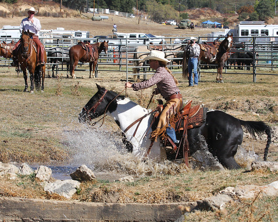 Extreme Cowboy Race, Descanso - October 17, 2009