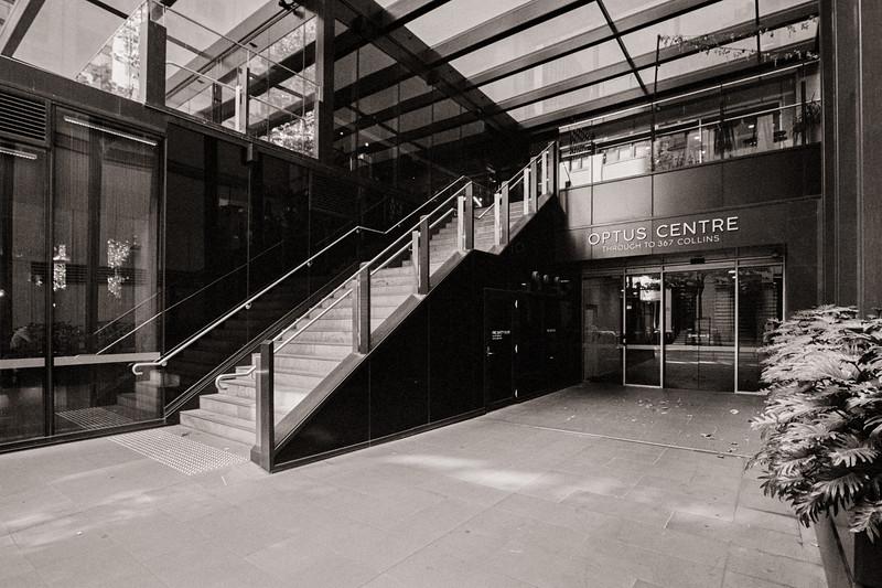 Optus Centre, Flinders Lane