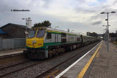 Portlaoise (Rail), 15-09-2018